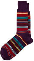Paul Smith Variegated Striped Socks