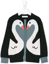 Stella McCartney Swan knitted cardigan