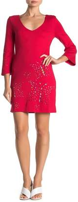 Desigual Dominique 3/4 Sleeve Dress