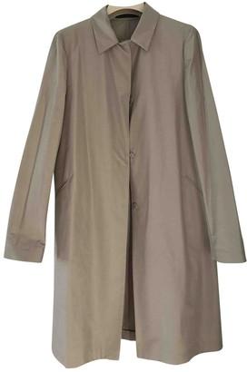 Calvin Klein Beige Trench Coat for Women