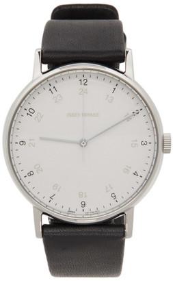 Issey Miyake Black and White F Series Watch