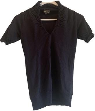 Coast Weber & Ahaus Blue Wool Knitwear for Women