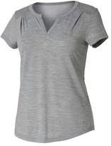Royal Robbins Women's MerinoLux Short Sleeve Henley