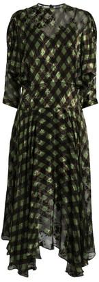 Preen by Thornton Bregazzi Brooke Check Dress