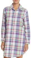 Lauren Ralph Lauren Portofino Brushed Twill His Sleepshirt