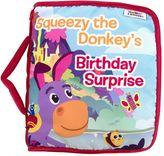 "Lamaze Squeezy Donkey ""Birthday Surprise"" Soft Book"