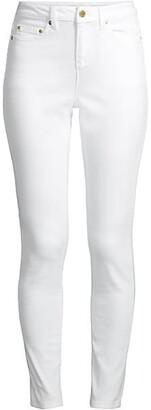 MICHAEL Michael Kors High-Rise Stretch Skinny Jeans