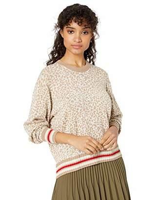 Splendid Women's Cashmere Blend Pullover Sweater