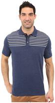 Nautica Chest Stripe Polo Shirt