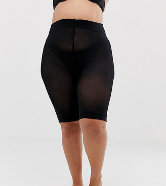 ASOS DESIGN Curve anti-chafing shorts