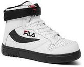 Fila Men's FX-100 Leather High-Top Sneakers Shoes Sz: 10