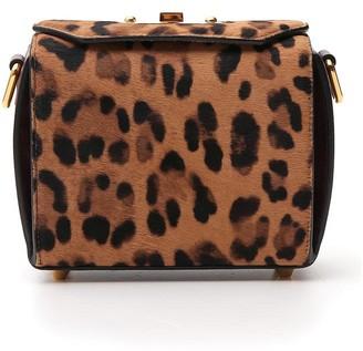 Alexander McQueen Animal Print Handbag