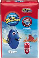 Huggies Little Swimmers Diapers - 17 ct