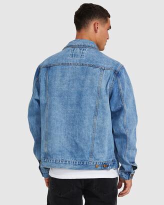 Insight Civil Denim Jacket Venice Blue