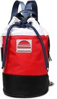 Marc Jacobs Color-block Twill Backpack