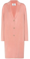 Acne Studios Avalon Double Wool And Cashmere Coat