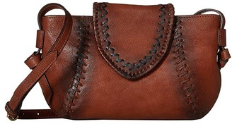Scully Kayla Handbag (Tan) Handbags