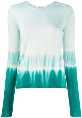 Boon The Shop Tie-Dye Fine Knit Jumper