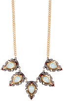 Stephan & Co Crystal Statement Necklace