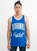 Junk Food Clothing Nfl Seattle Seahawks Tank-liberty/sugar-s