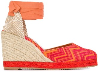 Missoni Wedge Heel Espadrilles