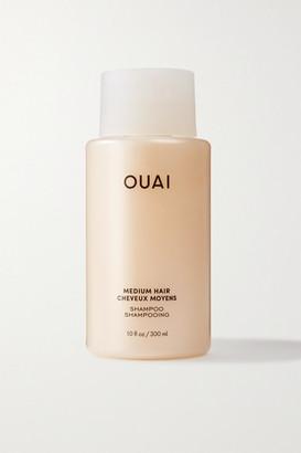 Ouai Medium Hair Shampoo, 300ml
