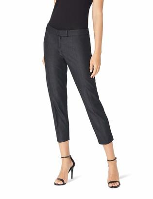 Anne Klein Women's Cropped Slim Pant