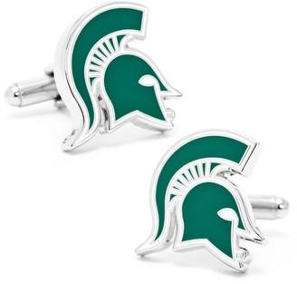 Cufflinks Inc. 'Michigan State Spartans' Cuff Links