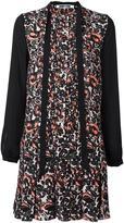 McQ by Alexander McQueen floral print dress - women - Polyester - 38