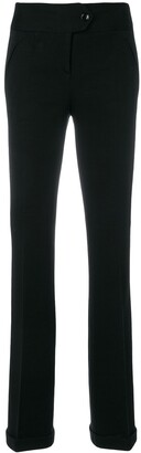 Dolce & Gabbana Pre-Owned Straight Leg Tailored Trousers