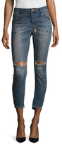 One Teaspoon Labyrrinth Desperado Distressed Boyfriend Jean