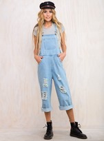 Camp Happiness Overalls
