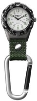 Dakota Men's Paracord Clip Watch - Black