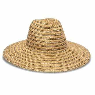 Physician Endorsed Women's Adjustable Head Size Hamilton Fedora Hat