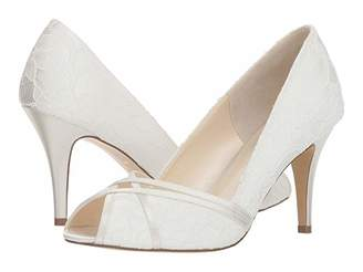 Paradox London Pink Cherie (Ivory) Women's Shoes