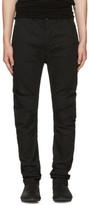 Julius Black Indirect Arched Jeans