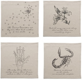 Penny Dreadful Napkin Set