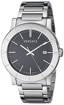 "Versace Men's VQB060000 ""Acron"" Stainless Steel Watch"