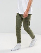 Selected Homme Slim Cargo Trousers