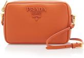 Prada Mini Saffiano Leather Crossbody Bag