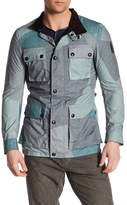 Belstaff Roadmaster Printed Jacket