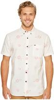 Rip Curl Dab Short Sleeve Shirt Men's Clothing