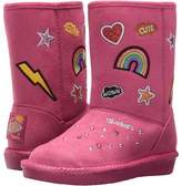 Skechers Glamslam 10817N Lights Girl's Shoes