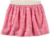 Carter's Floral-Cotton Skirt, Little Girls (4-6X) and Big Girls (7-16)