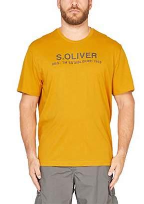 S'Oliver Big Size Men's 15.909.32.4550 T-Shirt