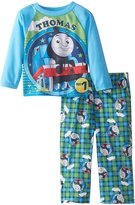 Thomas & Friends Thomas the Train Little Boys' No. 1 Engine 2-Piece Pajama Set
