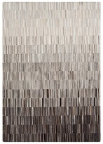 Surya Outback Area Rug - Light Gray/Taupe/Black, 5' x 8'
