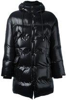 Raf Simons padded coat - men - Feather Down/Nylon - 48