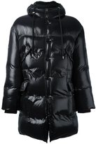 Raf Simons padded coat