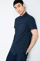 Stableton Short Sleeve Dobby Shirt